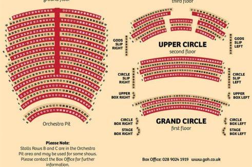 Box Office Information - Grand Opera House