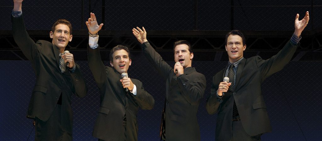 Jersey Boys Corporate Package