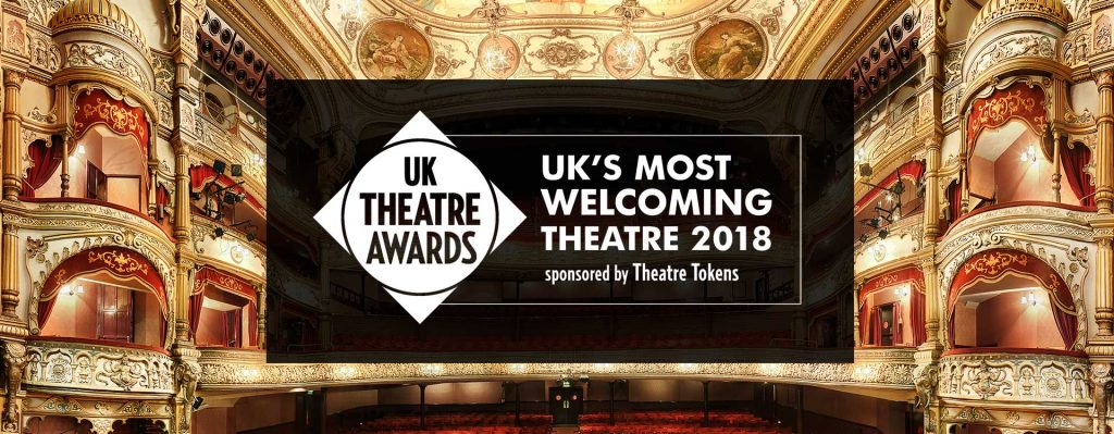 Most Welcoming Theatre Homepage